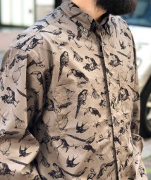 NOLLEY'S goodman/ビッグシルエット ボタンダウンシャツ/503063352