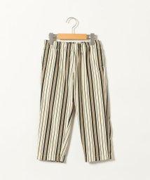 SHIPS any WOMENS/SHIPS any: チェック/ストライプ パジャマパンツ〈KIDS〉/503079162