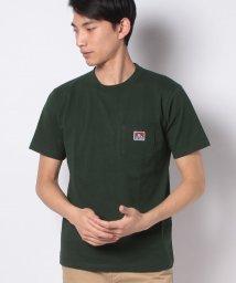 JNSJNM/【BENDAVIS】ポケットTシャツ/503050222