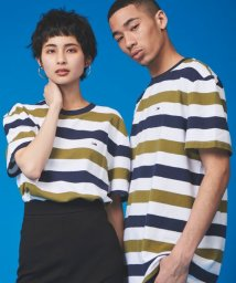 TOMMY JEANS/【オンライン限定】ボーダーTシャツ/503050528