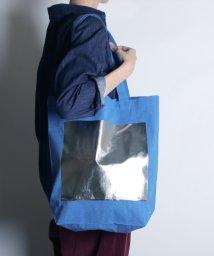 MAISON mou/【Parfum de Charmant Fleur/パルファム ドゥ シャルマンフルール】haku print tote bag/箔プリント巾着トートバッグ6_/503050757