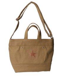 MAISON mou/【CONVERSE/コンバース】stich 2way tote bag/2ウェイトート/503050801