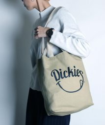MAISON mou/【DICKIES/ディッキーズ】CANVAS SMILE2 2WAY TOTE/キャンバススマイル2WAYトート/503050919