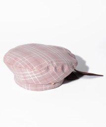 axes femme/後ろリボンベレー帽/503065389