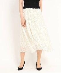STRAWBERRY FIELDS/【セットアップ対応商品】DVランダムドット スカート/503013906