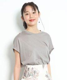 JUSGLITTY/【Marisol6月号/STORY5月号掲載】ゆるTシャツ/503049882