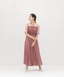 smeralda/プリーツスカートドレス/503049999