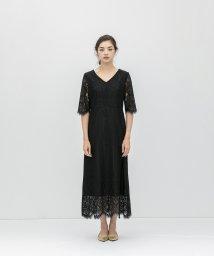 smeralda/アンティークレースドレス/503050004