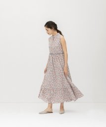 smeralda/ヴィンテージフラワープリントドレス/503050022
