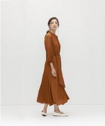 smeralda/ショルダーレースギャザードレス/503050026