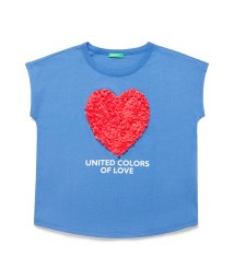 BENETTON (UNITED COLORS OF BENETTON GIRLS)/モチーフロゴTシャツ・カットソー/503067838