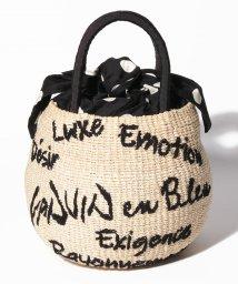 LANVIN en Bleu(BAG)/コクリコ カゴバッグ/503069804