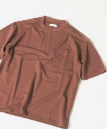 SHIPS any MENS/SHIPS any: リラックス / オーバーサイズ ポケット Tシャツ/503072041