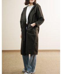 Fizz/【2020新作】フロントポケットフード付きジャケット mitis SS スプリングコート/503077622