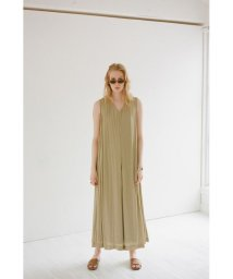 CLANE/ V NECK LOOSE ALL IN ONE/503080001