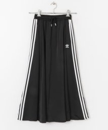 URBAN RESEARCH Sonny Label/adidas ORIW LONG SATIN SKIRT/503081327