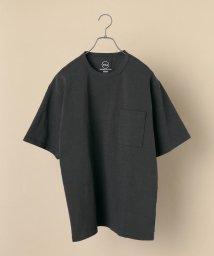 SHIPS MEN/SC: CENTRAL コットン ポケット Tシャツ/503081648
