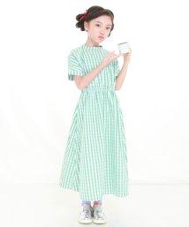 UNICA/【2020春夏】ギンガムワンピース 110~140/503023670