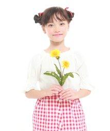 UNICA/【2020春夏】2WAYオフショルブラウス 110~140/503023716