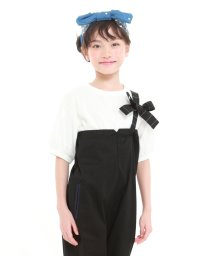 UNICA/【2020春夏】チュール袖Tシャツ 110~140/503023720