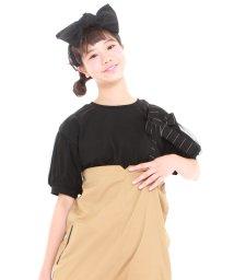 UNICA/【2020春夏】チュール袖Tシャツ XS~M/503023721
