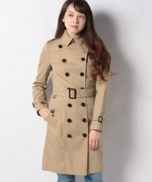 BURBERRY/【Burberry】Woman's Sandringham Long Trench Coat/503038836