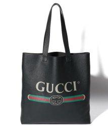 GUCCI/【GUCCI】Gucci Printed Tote Bag/503038840