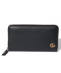GUCCI/【メンズ】【GUCCI】GG Marmont Zip Around Wallet/503038844