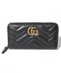 GUCCI/【GUCCI】GG Marmont Zip Around Wallet/503038845