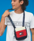 TOMMY JEANS/キャンバスショルダーバッグ/503050527