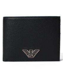 EMPORIO ARMANI/【メンズ】【EMPORIO ARMANI】Coin Purse Wallet Logo Plate/503051920