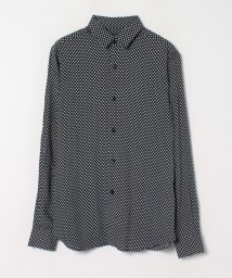 agnes b. HOMME/IBO5 CHEMISE フラワープリントシャツ/503075025