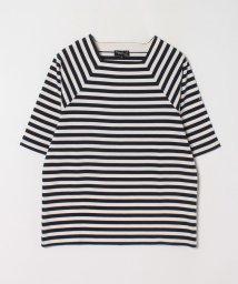 agnes b. HOMME/J008 TS ボーダーTシャツ/503075032