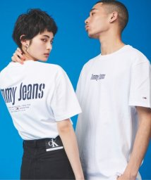 TOMMY JEANS/バックロゴTシャツ/503075035