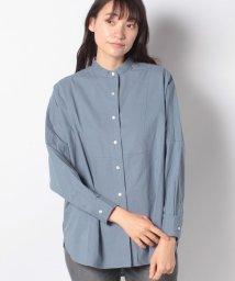 MELROSE Claire/バンドカラーシャツ/503075059