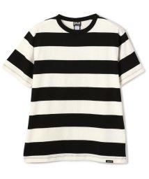 Schott/【men's FUDGE 5月号掲載】W.O.BORDER T-SHIRT/ボーダー Tシャツ/503081895