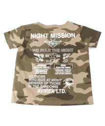 AVIREX/【キッズ】ナイトミッション Tシャツ/T-SHIRT NIGHT MISSION/503081903