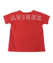 AVIREX/【キッズ】ビッグロゴ ルーズフィット Tシャツ/BIG LOGO LOOSE FIT T-SHIRT III/503081904