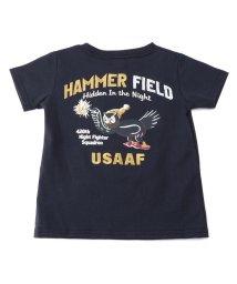 AVIREX/【キッズ】刺繍Tシャツ ハマーフィールド/EMBROIDERED T-SHIRT/503081905