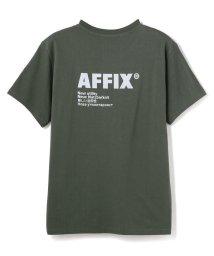 GARDEN/AFFIX/アフィックス/BASIC SHORT SLEEVE T/ベーシックティーシャツ/503081925