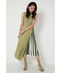 SHEL'TTER SELECT/レイヤードデザインニットワンピース(Layered Design Knit Dress)/503082098