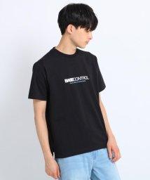 BASECONTROL/ロゴプリントTシャツ/503082860