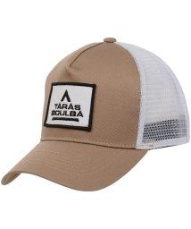 TARAS BOULBA/タラスブルバ/メンズ/トラッカーメッシュキャップ/503083152