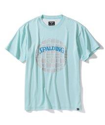 SPALDING/スポルディング/Tシャツ - スポルディング 市松 ボール/503083278