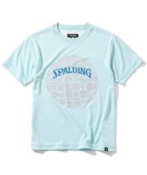 SPALDING/スポルディング/ジュニアTシャツ - スポルディング 市松/503083294
