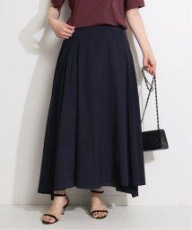 VERMEIL par iena/TAC/C タックフレア ラップスカート◆/503083510