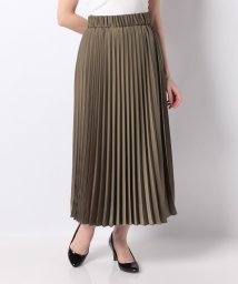 Leilian/【my perfect wardrobe】プリーツスカート/503047839