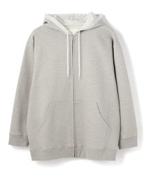 GARDEN/whowhat/フーワット/contrast hoodie/コントラストフーディー/503085952