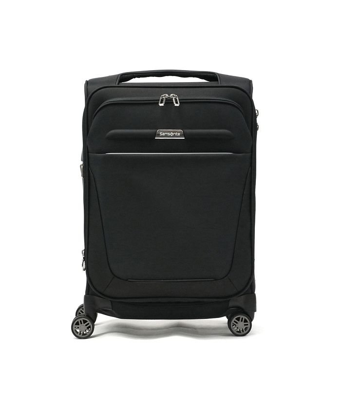 ギャレリア サムソナイト スーツケース 機内持ち込み Samsonite キャリーケース B LITE 4 EXP 38L GM3 001 ユニセックス ブラック F 【GALLERIA】