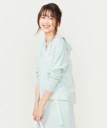 KUMIKYOKU/【大好評につき再販決定!】ストレッチニットパーカー/503089196